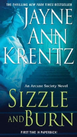 Sizzle and Burn (Paperback)