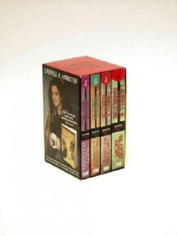 Laurell K. Hamilton Box Set: The Laughing Corpse / Blood Noir / Circus of the Damned / Guilty Pleasures (Paperback)