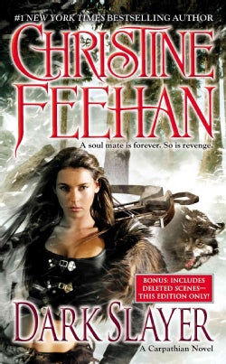 Dark Slayer: A Carpathian Novel (Paperback)