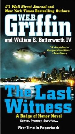 The Last Witness (Paperback)