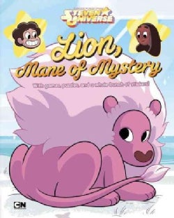 Lion, Mane of Mystery (Paperback)