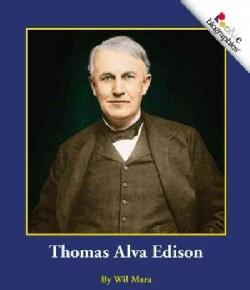 Thomas Alva Edison (Paperback)