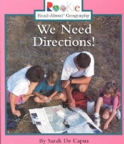 We Need Directions (Paperback)