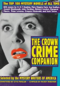 The Crown Crime Companion: The Top 100 Mystery Novels of All Time (Paperback)