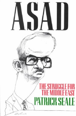 Asad of Syria: The Struggle for the Middle East (Paperback)