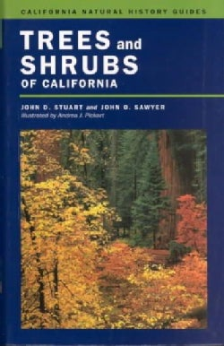 Trees and Shrubs of California (Paperback)