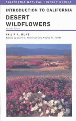 Introduction to California Desert Wildflowers (Paperback)