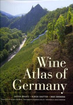 Wine Atlas of Germany (Hardcover)
