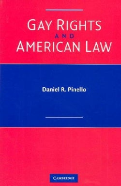 Gay Rights and American Law (Paperback)