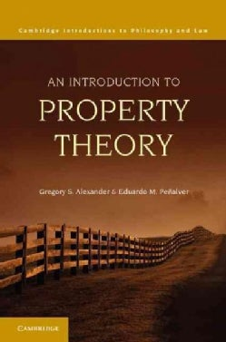An Introduction to Property Theory (Hardcover)