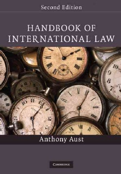Handbook of International Law (Hardcover)