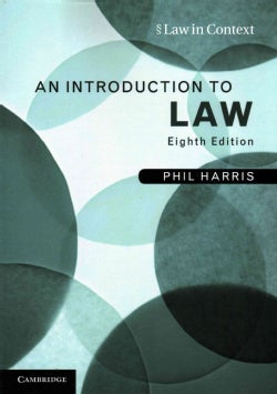 An Introduction to Law (Paperback)