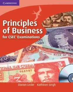 Principles of Business for Csec Examinations Coursebook