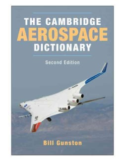 The Cambridge Aerospace Dictionary (Hardcover)
