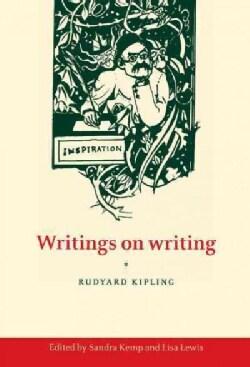 Writings on Writing (Hardcover)