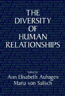 The Diversity of Human Relationships (Hardcover)