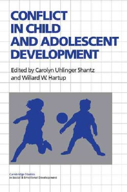 Conflict in Child and Adolescent Development (Paperback)