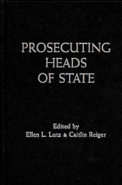 Prosecuting Heads of State (Hardcover)