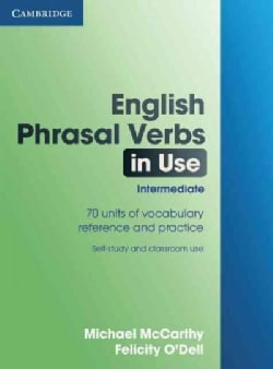 English Phrasal Verbs in Use (Paperback)
