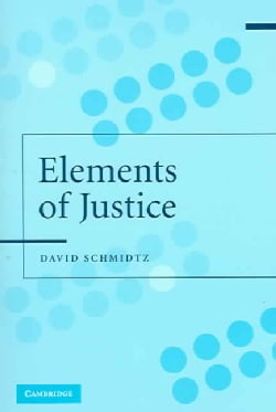 The Elements of Justice (Paperback)