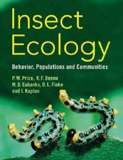 Insect ecology behavior populations and communities pdf free