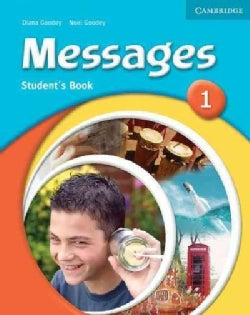 Messages: Book 1 (Paperback)