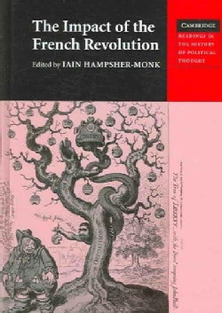 The Impact of the French Revolution: Texts from Britain in the 1790s (Hardcover)