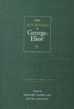 The Journals of George Eliot (Hardcover)