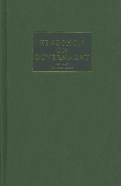 Xenophon on Government (Hardcover)