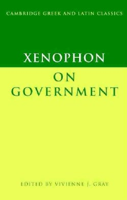 Xenophon on Government (Paperback)