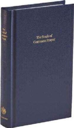 Book of Common Prayer, Blue, Standard Prayer Book (Hardcover)