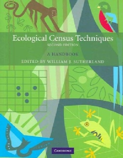 Ecological Census Techniques: A Handbook (Paperback)