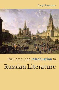 The Cambridge Introduction to Russian Literature (Paperback)