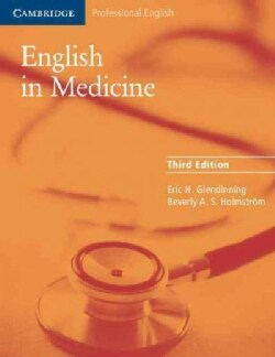 English In Medicine: A Course In Communication Skills (Paperback)