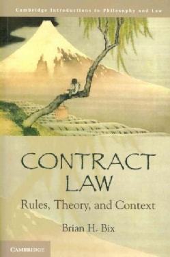 Contract Law: Rules, Theory, and Context (Paperback)