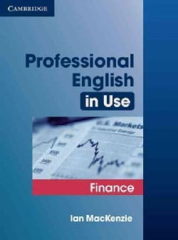 Professional English in Use: Finance (Paperback)