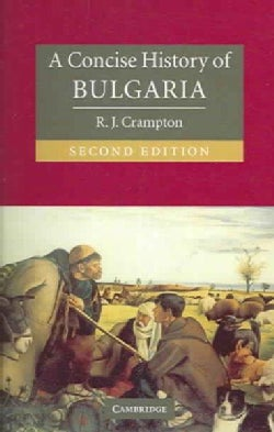 A Concise History Of Bulgaria (Paperback)