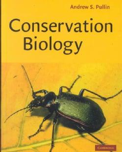 Conservation Biology (Hardcover)