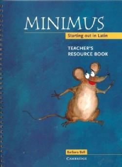 Minimus: Starting Out in Latin (Paperback)