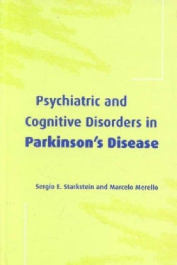 Psychiatric and Cognitive Disorders in Parkinson's Disease (Hardcover)