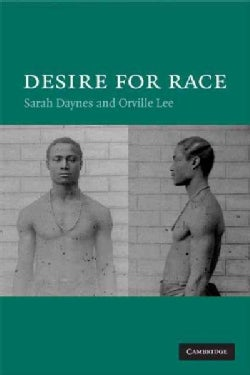 Desire for Race (Paperback)