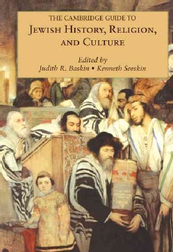 The Cambridge Guide to Jewish History, Religion, and Culture (Paperback)