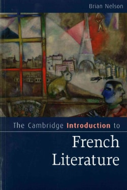 The Cambridge Introduction to French Literature (Paperback)