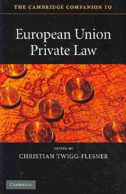 The Cambridge Companion to European Union Private Law (Paperback)