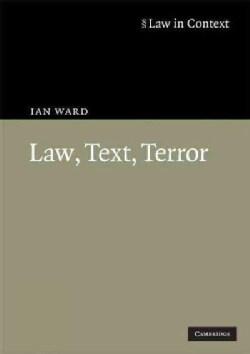 Law, Text, Terror (Paperback)