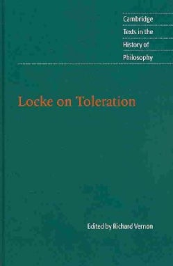 Locke on Toleration (Hardcover)