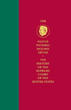 History of the Supreme Court of the United States: The Marshall Court and Cultural Change, 1815-1835 (Hardcover)