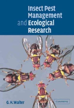 Insect Pest Management and Ecological Research (Hardcover)