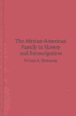 The African-American Family in Slavery and Emancipation (Hardcover)
