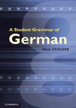 A Student Grammar of German (Hardcover)